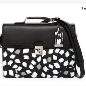 New Tumi Dorilton Slim Flap Briefcase